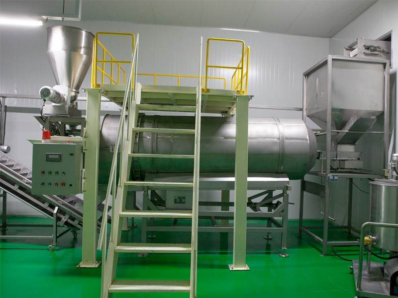 Honey Peanut Processing Line