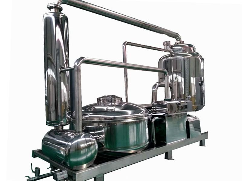 Vacuum Fruit Frying Machine