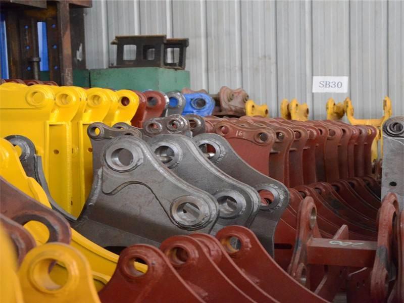 Hydraulic Breaker Side
