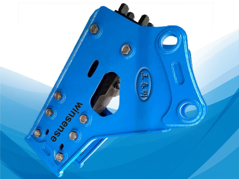 hydraulic breaker performance