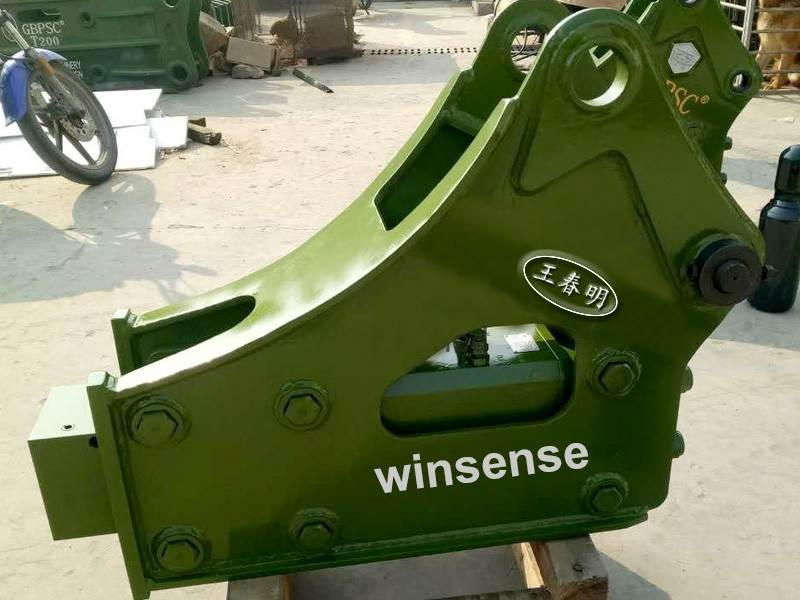 How to prolong the life of hydraulic breaker