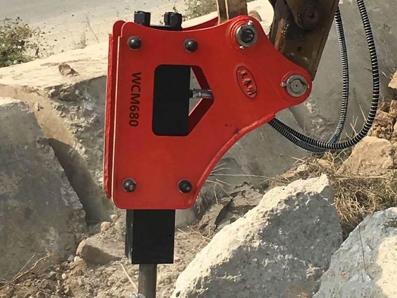 hydraulic breaker SB20
