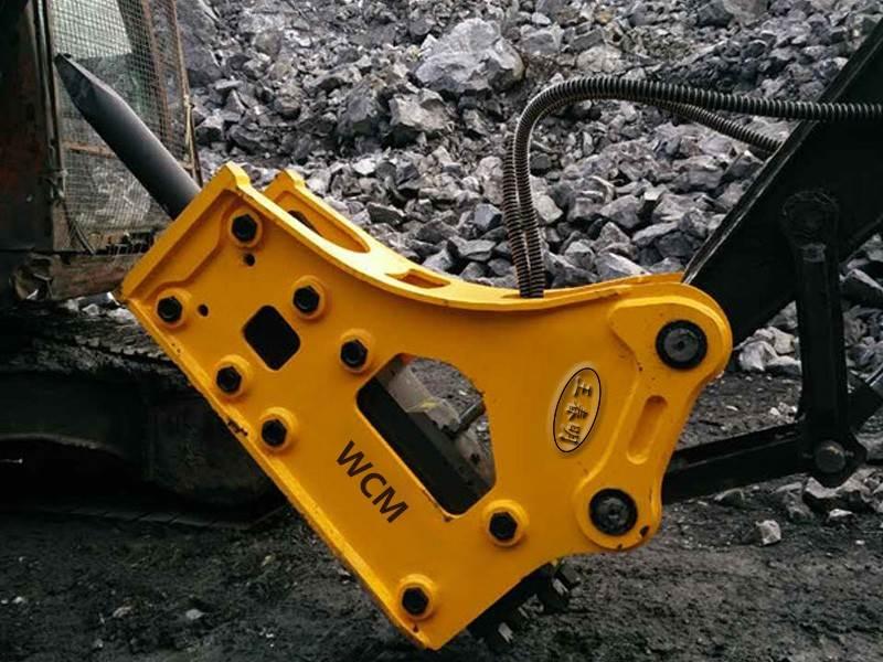 hydraulic breaker SB81