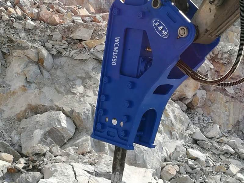 hydraulic breaker SB121