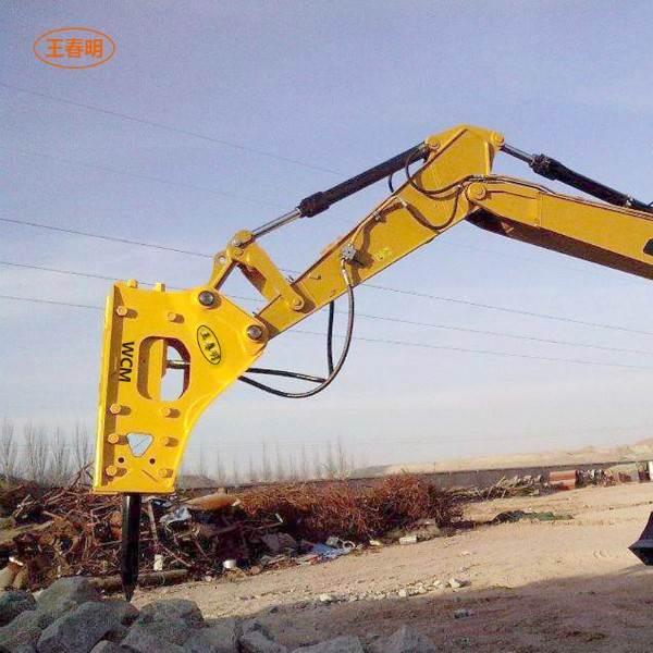 Correct Operation Method of Crushing Hammer