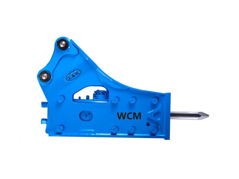 hydraulic breaker sb81A