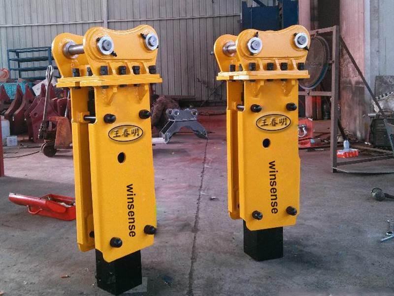 hydraulic breaker SB10