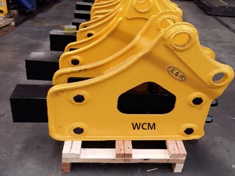 Characteristics of Hydraulic Crushing Hammer