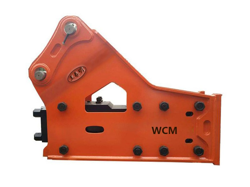 Characteristics of Hydraulic Crushing Hammer