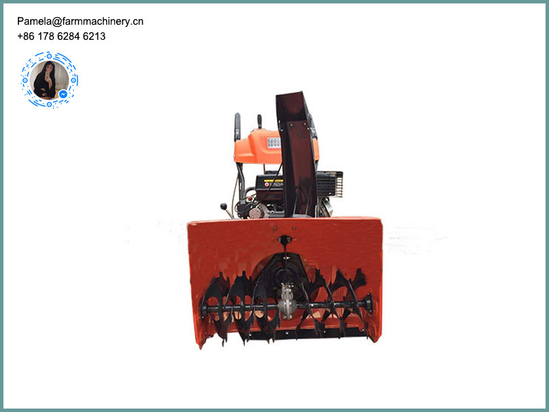 Factory Produced snow blower