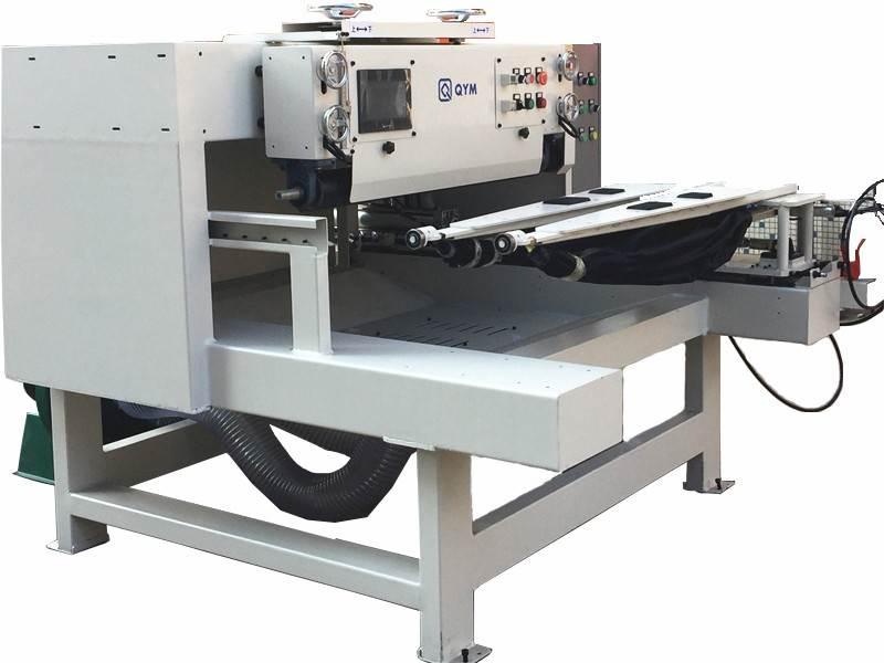 Denim jeans grinding machine
