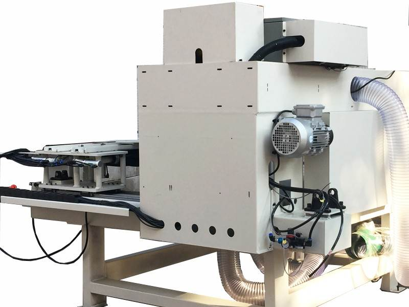 made in china Denim jeans grinding machine