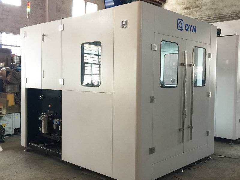 china Automatic Jeans PP spraying machine--Coordinate type