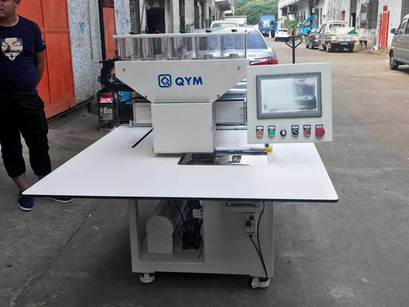 made in china Automatic pearl attaching machine