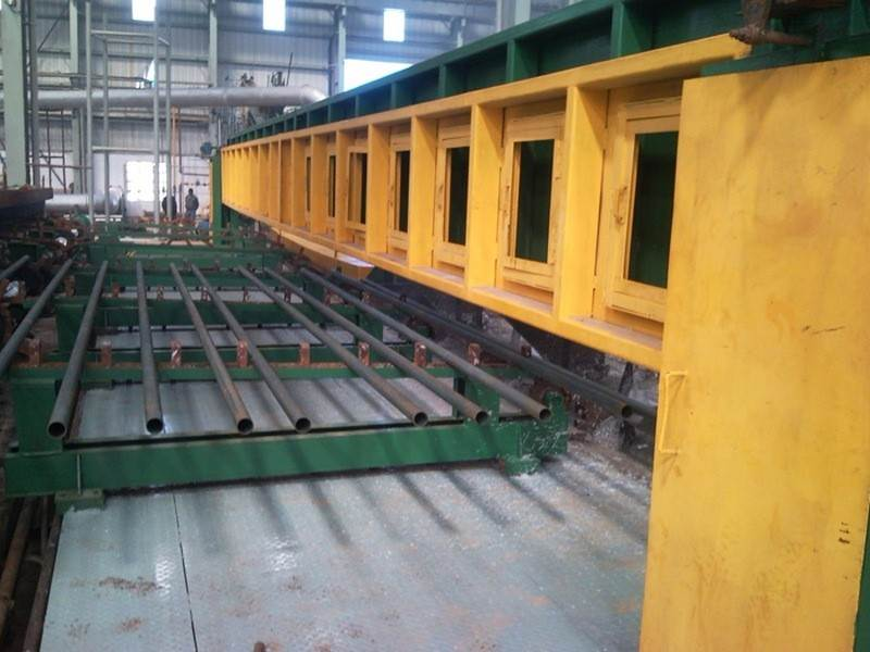 Cheap Price ​Galvanizing lines for steel tubes