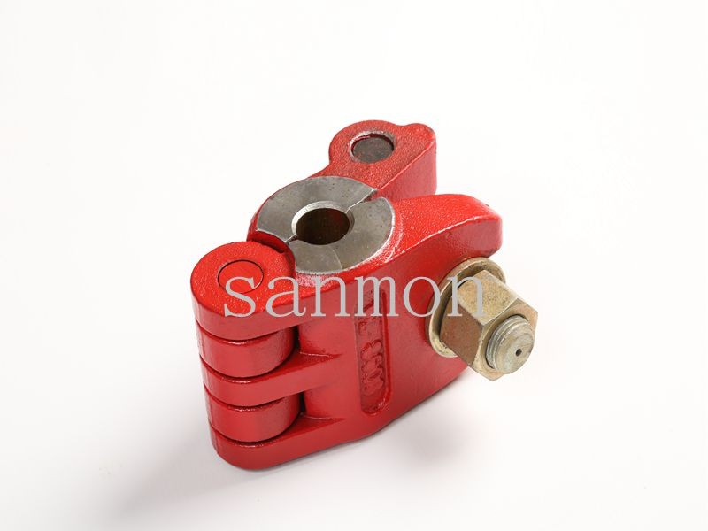 Top Quality high quality three bolts rod clamp