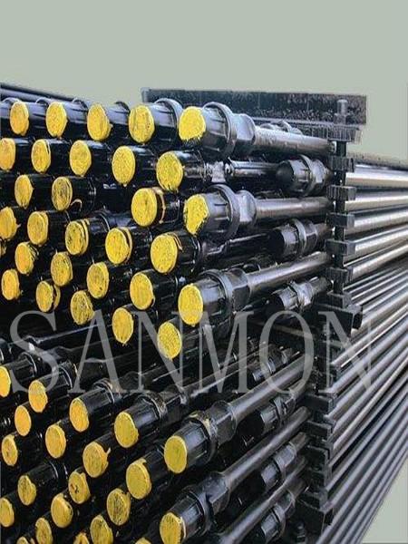 Top Grade Api Spec 11b Sucker Rod In Machinery For Oil Drilling