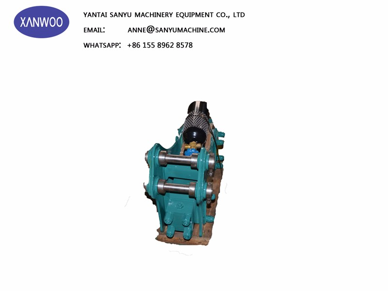 SB40 hydraulic breaker On-line Service