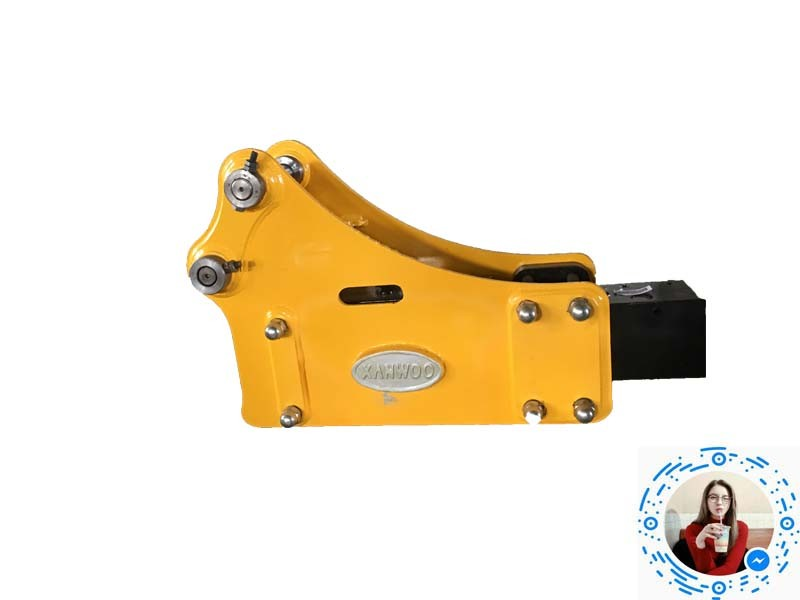 made in china hydraulic breaker mini excavator