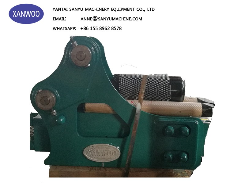 hydraulic breaker excavator Good Service