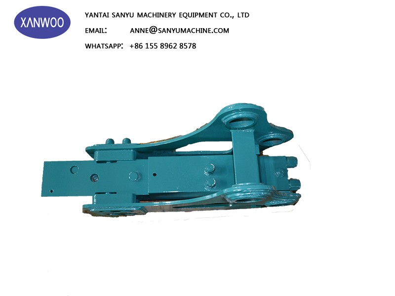 made in china hydraulic breaker excavator
