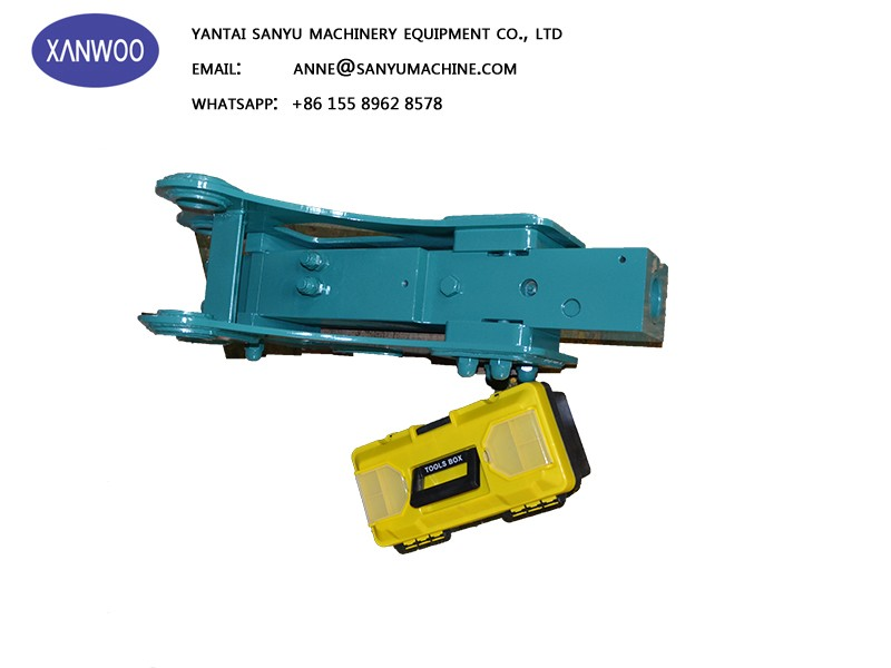 china hydraulic breaker hammer FOB Price