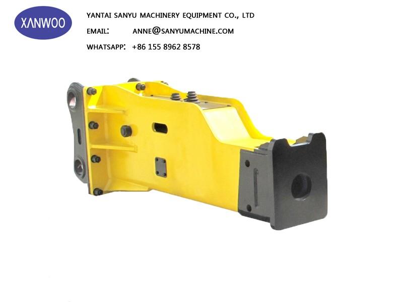 SB121 hydraulic breaker