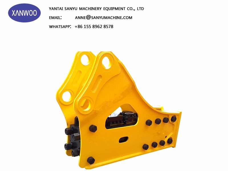 SB131 hydraulic breaker