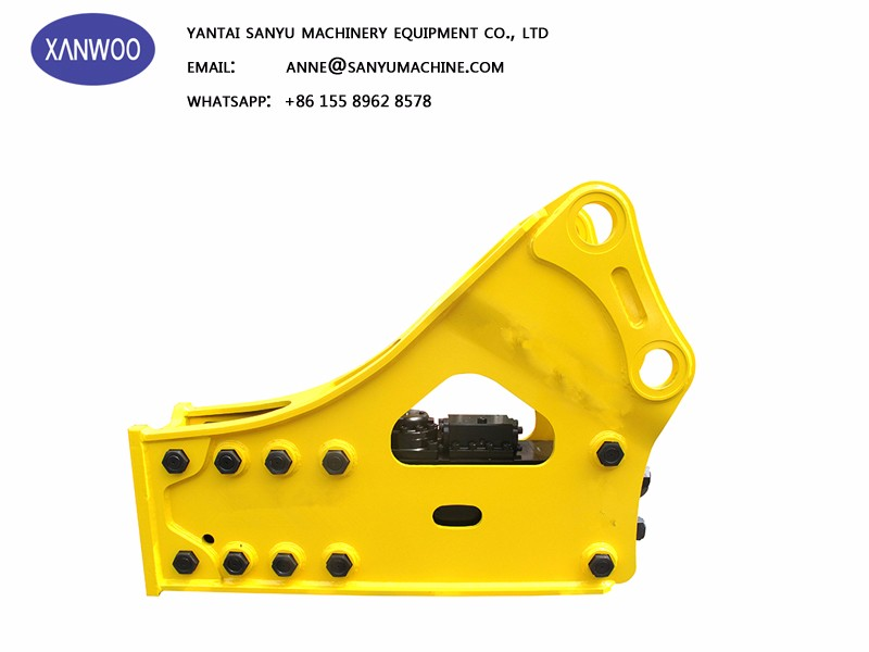 Top Value SB131 hydraulic breaker