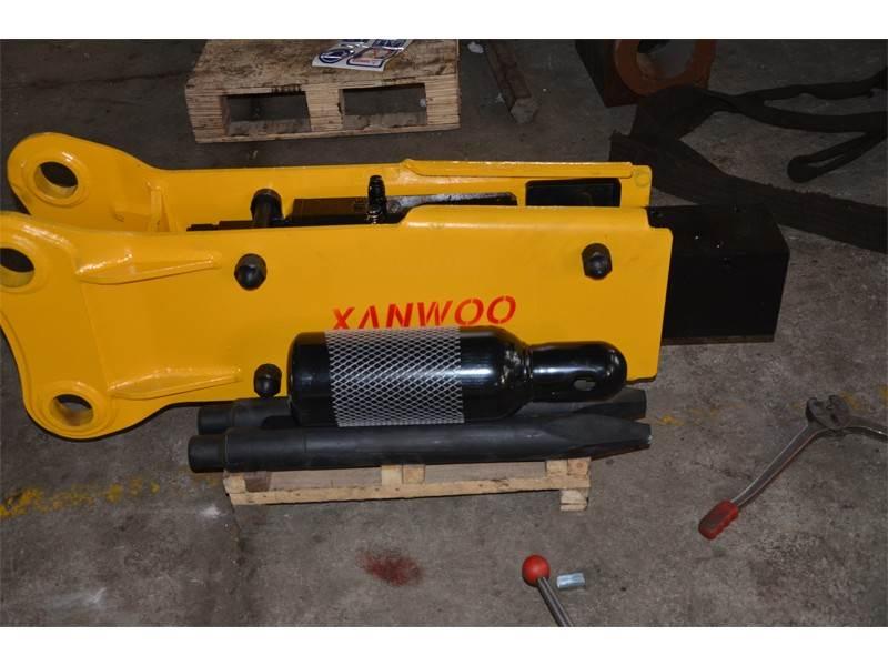 Professional Supplier hydraulic breaker back head