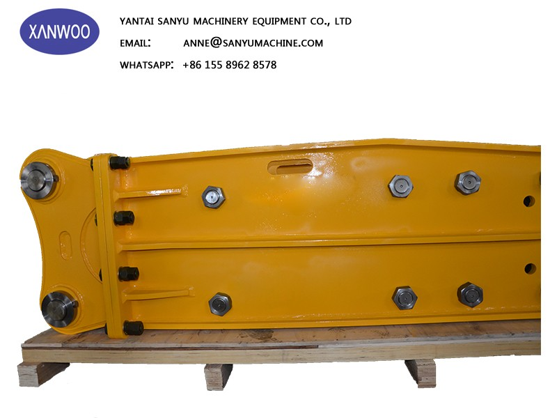 hydraulic breaker back head Acceptable Price