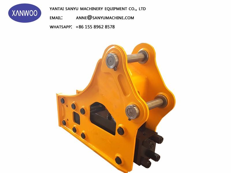 SB81A hydraulic breaker