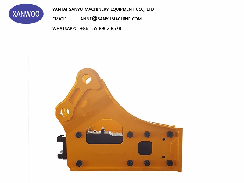 china hydraulic breaker hammer