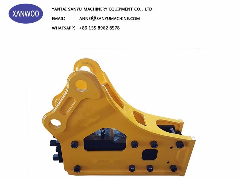 SB81A hydraulic breaker Hot Selling