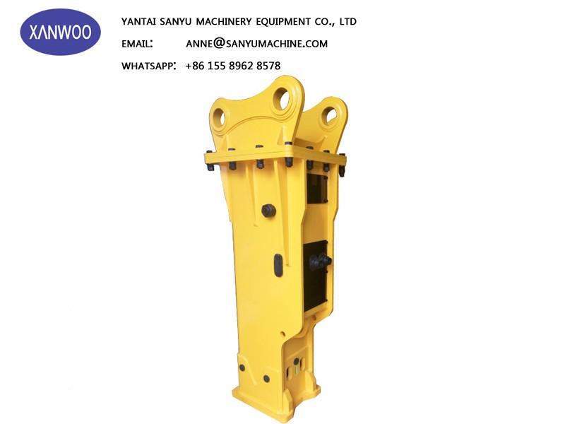 SB81A hydraulic breaker Good Manufacturer