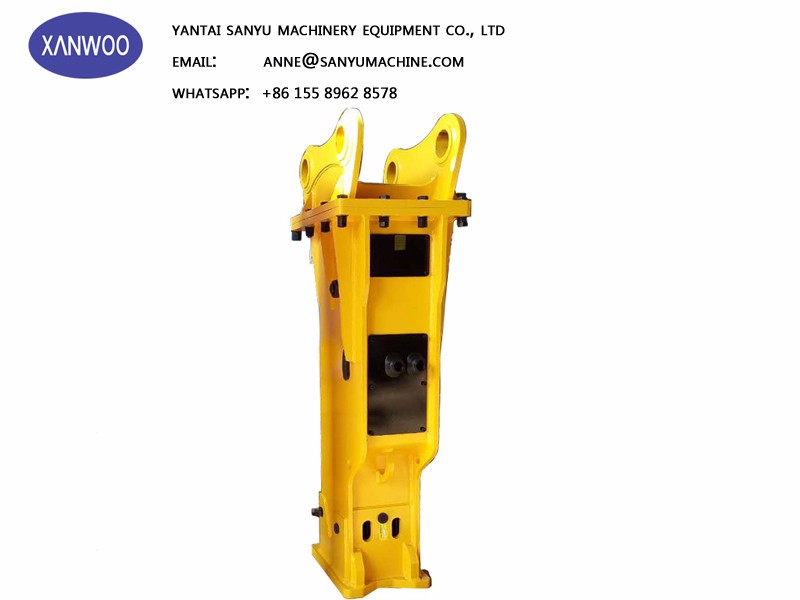 made in china On Sale korean hydraulic breaker