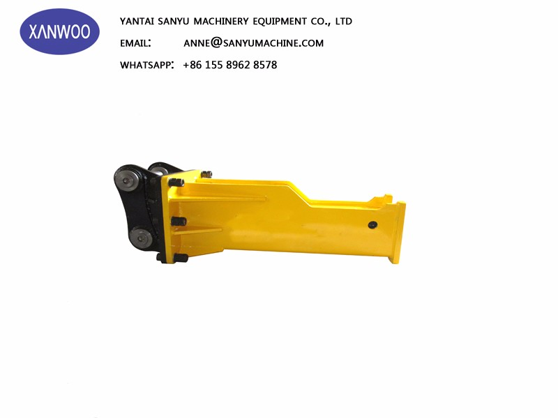 china hydraulic breaker for excavator Factory Produced