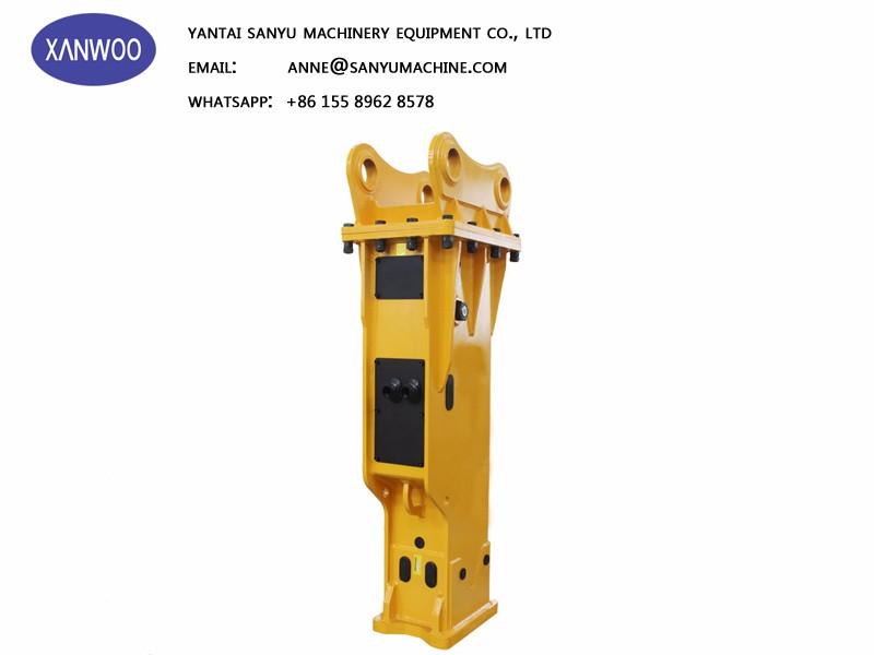 On-line Order SB81A hydraulic breaker