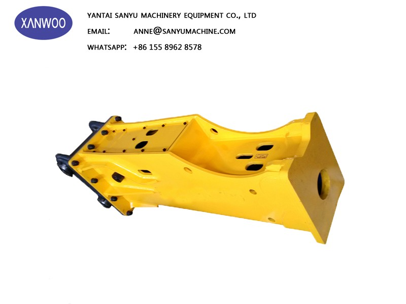 made in china hydraulic breaker for excavator Reasonable Price