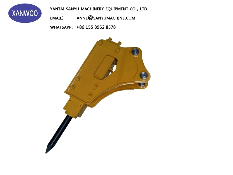 hydraulic hammer for mini excavator Best Selling