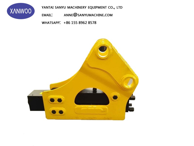 Best Selling hydraulic hammer for mini excavator