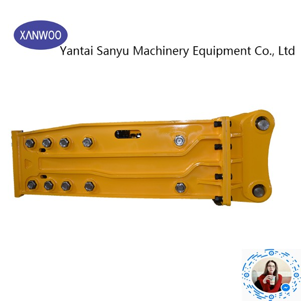 made in china hydraulic breaker hammer Best