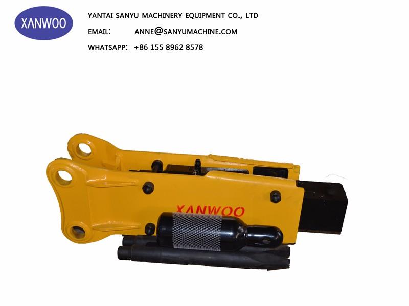 SB43 hydraulic breaker