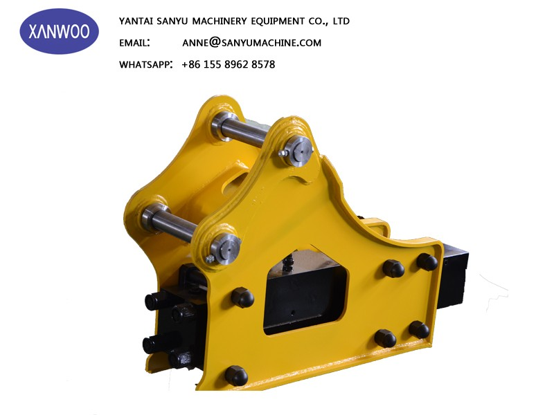 made in china hydraulic breaker hammer