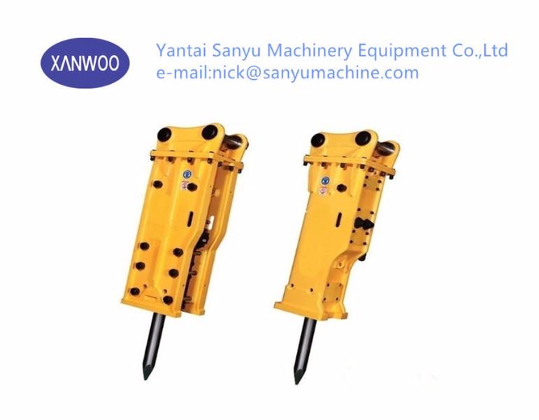Soosan hydraulic breaker SB121