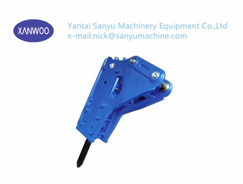 Soosan hydraulic breaker SB81