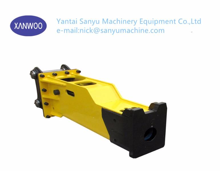 Soosan hydraulic breaker SB50