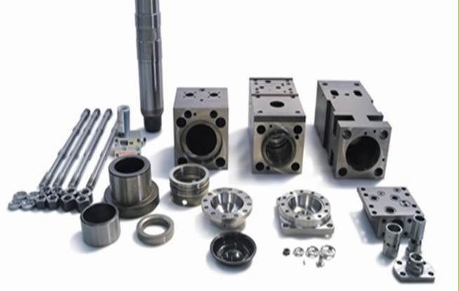 hydraulic breakers and spare parts Made in China