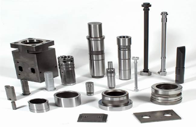 Hydraulic breaker cylinder assembly