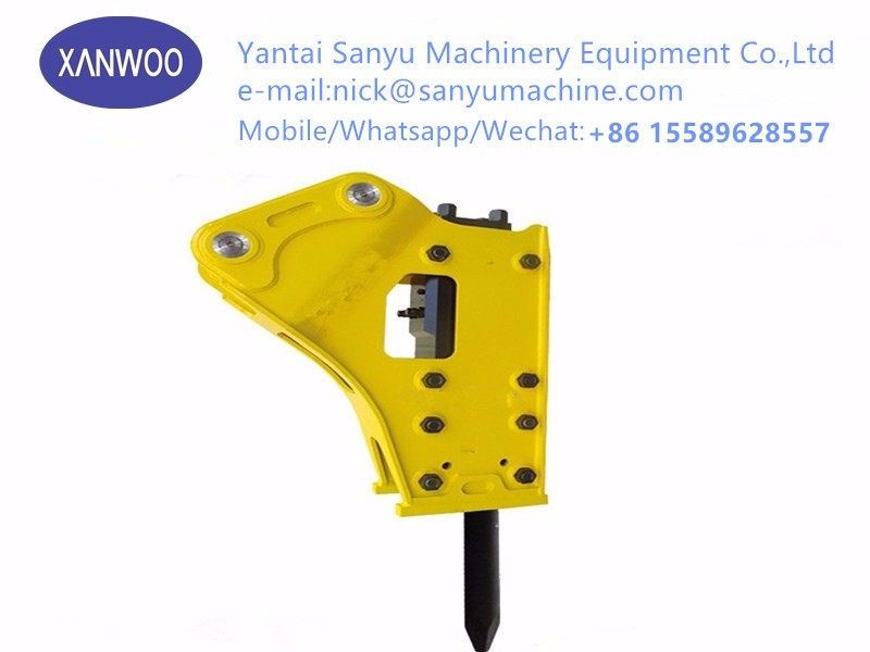 china Soosan hydraulic breaker SB81A Super Quality